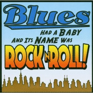 Blues and Rock and Roll : une histoire d'amour ?