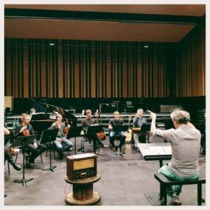 Wiederum, wiederum... réinventions d'après Robert Schumann
