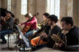 Académie des jeunes compositeurs: à l'heure des esquisses