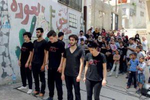 Retour en Palestine