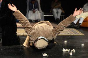 Présentation des travaux de l'atelier théâtre Les Volontiers / Compagnie Auguste Burin