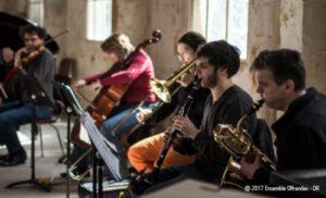 Première Académie des jeunes compositeurs